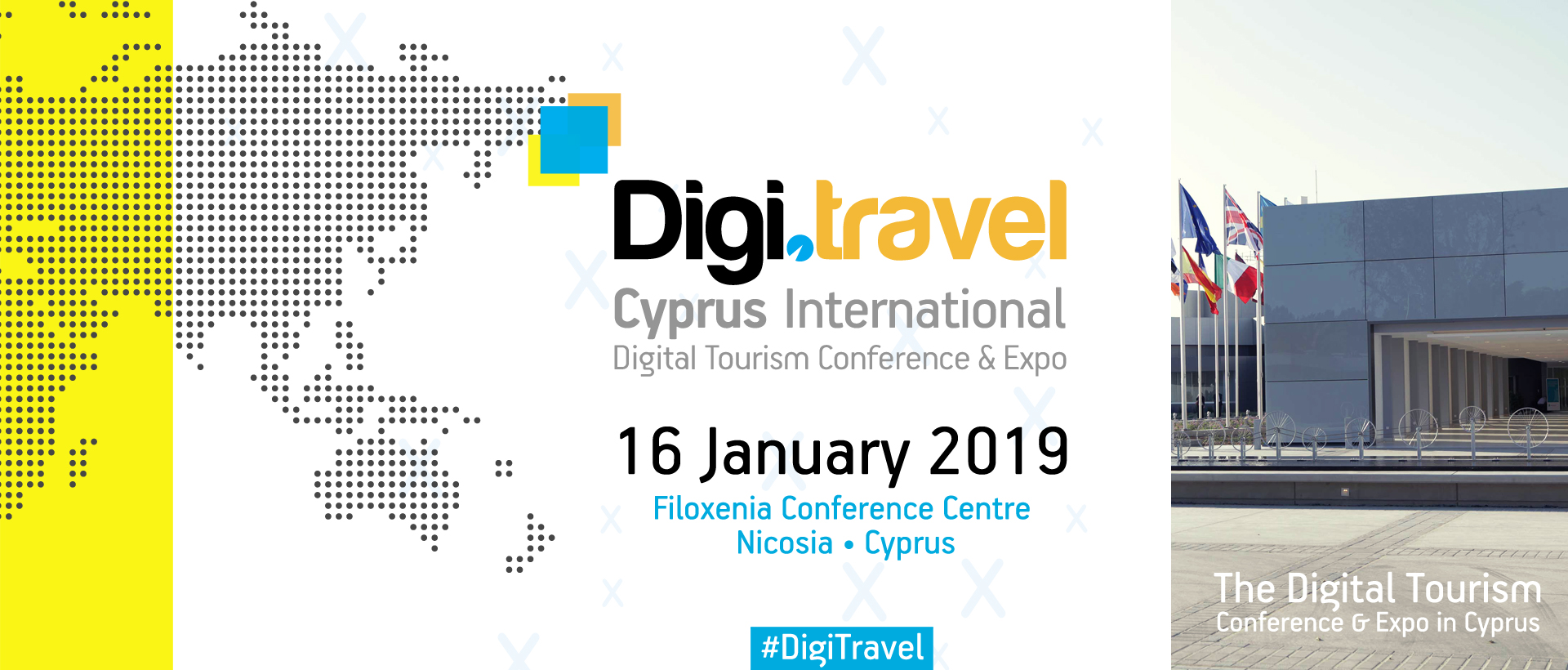 Digi Travel Cyprus International Conference & Expo 2018